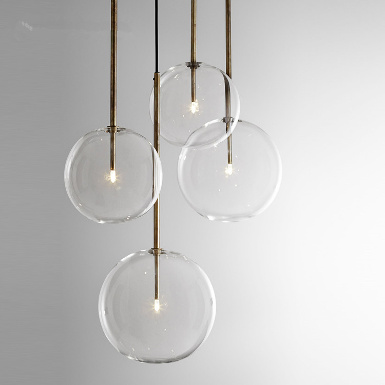 Modern minimalist Rotary Ceiling Lights Led Lamp Round Glass Ball Creative Hanging lights iron Led G4 bulb Indoor Home Bar GoldModern minimalist Rotary Ceiling Lights Led Lamp Round Glass Ball Creative Hanging lights iron Led G4 bulb Indoor Home Bar Gold