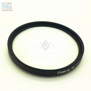 Image 2 - 37 46 49 52 55 58 62 67 72 77mm Perto up + 8 Macro Lens Filtro Para Câmera Canon Nikon Pentax Lentes Close up x8