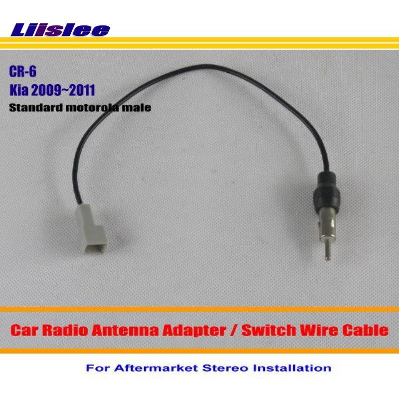 Liislee Car Antenna Adapter Aftermarket Stereo Wire Standard Rhaliexpress: 2007 Kia Rondo Radio Antenna At Gmaili.net