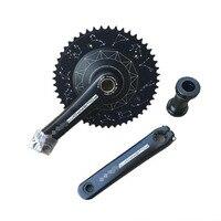 48 т трек велосипедный шатуны алюминиевый односкоростной горный велосипед фиксированная передача Велосипед Chainwheel cranks