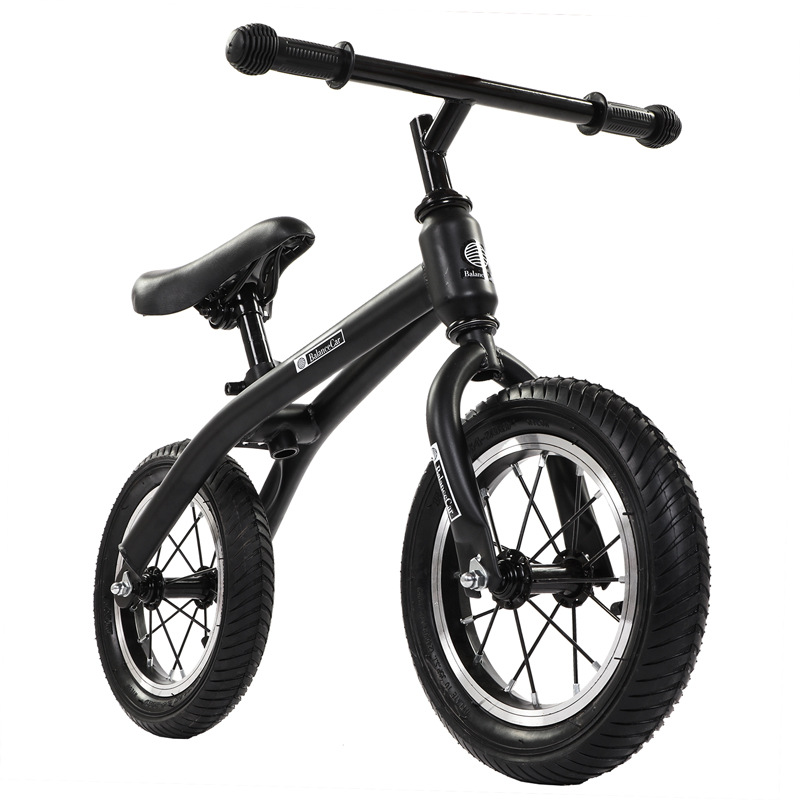 12 Inch Balance Bike Ultralight Pedal-less Balance Bike Steel Kids Balance Bicycle for 2~6 Years Old Children Complete Bike 12 14 16 kids bike children bicycle for 2 8 years boy grils ride kids bicycle with pedal toys children bike colorful adult page 4