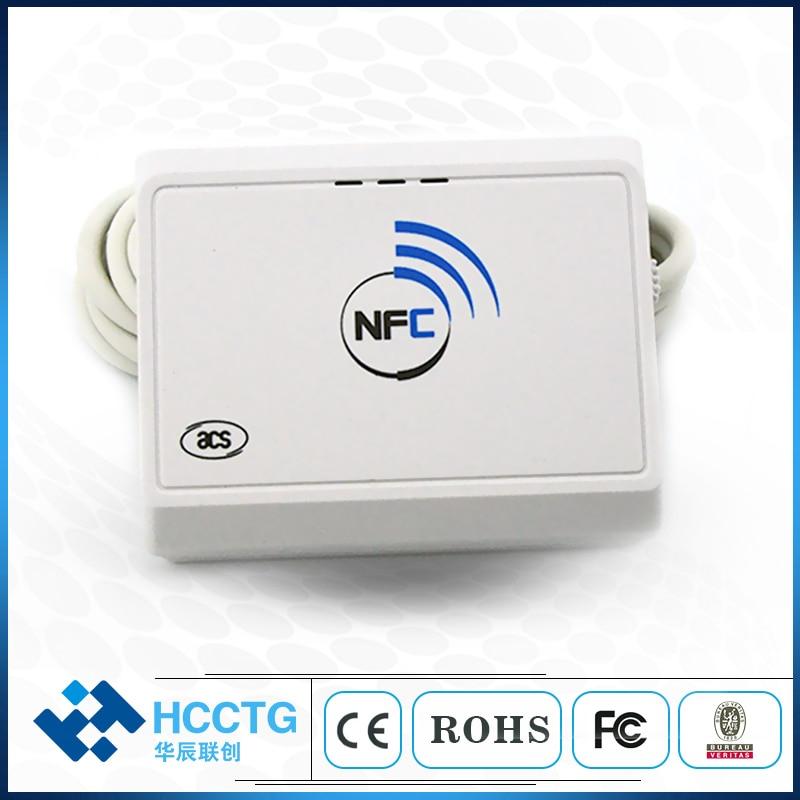 Écumeur de carte bluetooth nfc sans contact 13.56 mhz/émulateur/lecteur NFC Bluetooth alimenté par batterie-ACR1311U-N2 - 3