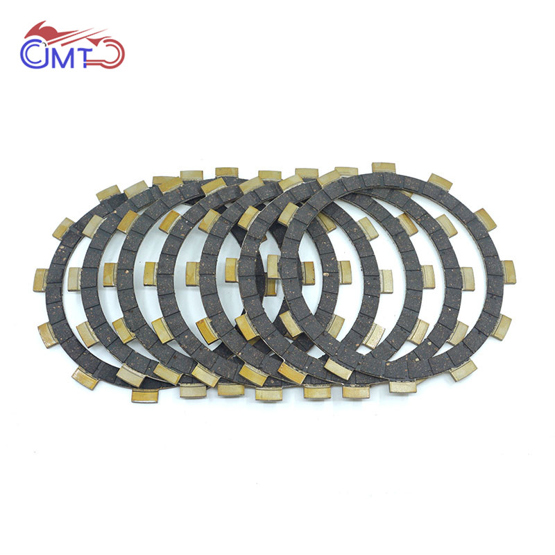 For Yamaha TTR250 1999-2006 YZ125 1991-1992 WR250R WR250X 2011-2017 2016 2015 2014 Clutch Friction Disc Plate Kit 7P WR250 R X