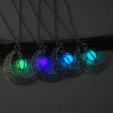 Luminous Stone necklaces