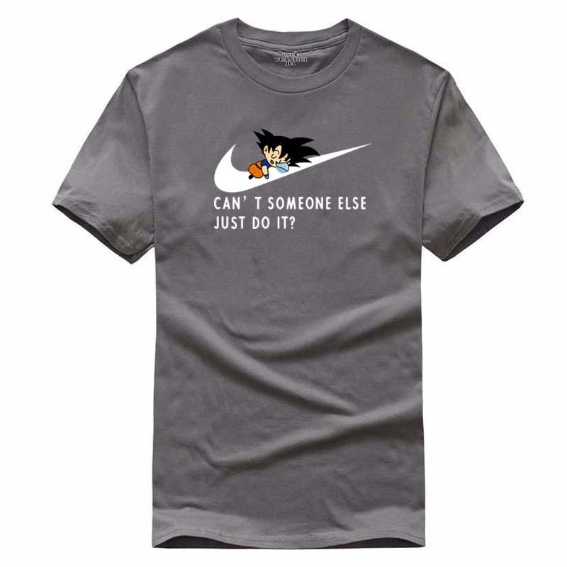 2017 Νέο γράμμα T Shirt Μπλουζάκια Mens dragonball - Ανδρικός ρουχισμός - Φωτογραφία 6