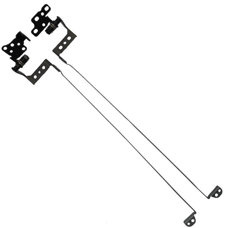 Nova Dobradiça Do Portátil para TOSHIBA Satellite C800 C805 P/N: FBBY3009010 FBBY3011010 Notebook Tela LCD Dobradiças Esquerda + Direita