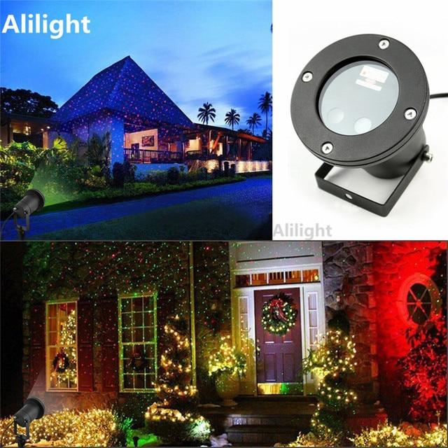 Laser Landscape Lighting Star Projector Outdoor Lighting Ip65