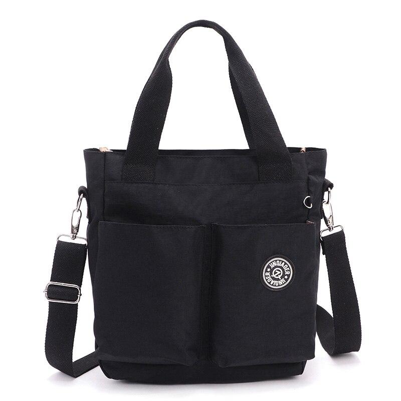 Купить на aliexpress Женские водонепроницаемые нейлоновые сумки-мессенджеры дизайнерские сумки высокого качества стильные женские сумки на плечо для мам, носи...