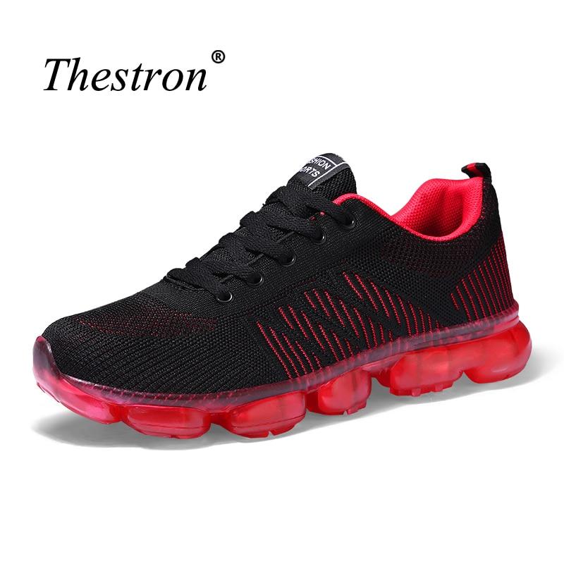 Men Sneakers Spring Summer Running Shoes Men 2018 Air Damping Sport Shoes Mens Non Slip Brand Mens Trainers