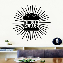 Classic burber place Family Wall Stickers Mural Art Home Decor Waterproof Decals