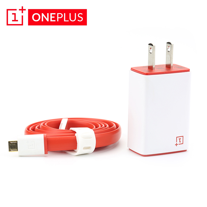 Oneplus 2 100cm/150cm Red Noodles Charger Cable Micro and USB C Date Line Charging US EU Plug  One Plus 1 Smartphone