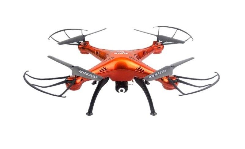 Quadrocopter RC temps réel 9