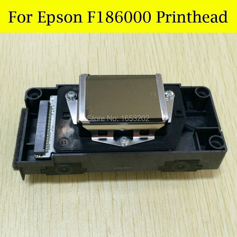 Original DX5 Print Head Printhead F186000 For EPSON R1900 R2000 Printer Head Second Locked free shipping dx5 print head decryption card for all model epson printer head decoder