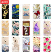 Soft Silicone TPU For IPhone 6 Case IPho