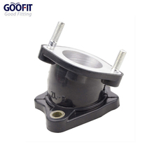 GOOFIT MOTORCYCLE ACCESSORY Intake Manifold Pipe fit for CG 250cc ATV Dirt Bike & Go Kart P091-023