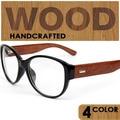 2016 New classic wood temple eyeglasses frames vintage wooden glasses frame for prescription retro wood eyewear