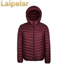 Winter Men Ultralight Jacket 95% Duck Cotton Down Outdoors Collar Parka Coat Laipelar Tops Outwear