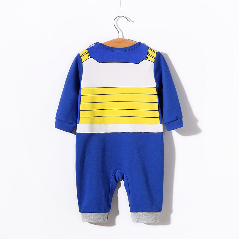 YiErYing High Quality Baby Clothing Baby Cartoon rompers Dragon Ball Style Long Sleeve Baby Jumpsuits Baby YiErYing High Quality Baby Clothing Baby Cartoon rompers Dragon Ball Style Long Sleeve Baby Jumpsuits Baby Boy Girl Clothes