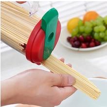 Высокое качество Пластик спагетти сбора ведро прозрачный корпус бутылки Многофункциональный Кухня Еда коробка для хранения Кухня инструменты