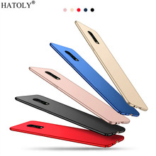Cover OPPO Reno Z Case Thin Hard PC Shell Fundas Protective Back Phone For for