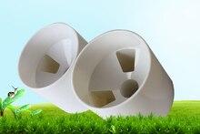 White font b Golf b font Hole Cup Yard Garden Backyard Training 10cm font b Golf