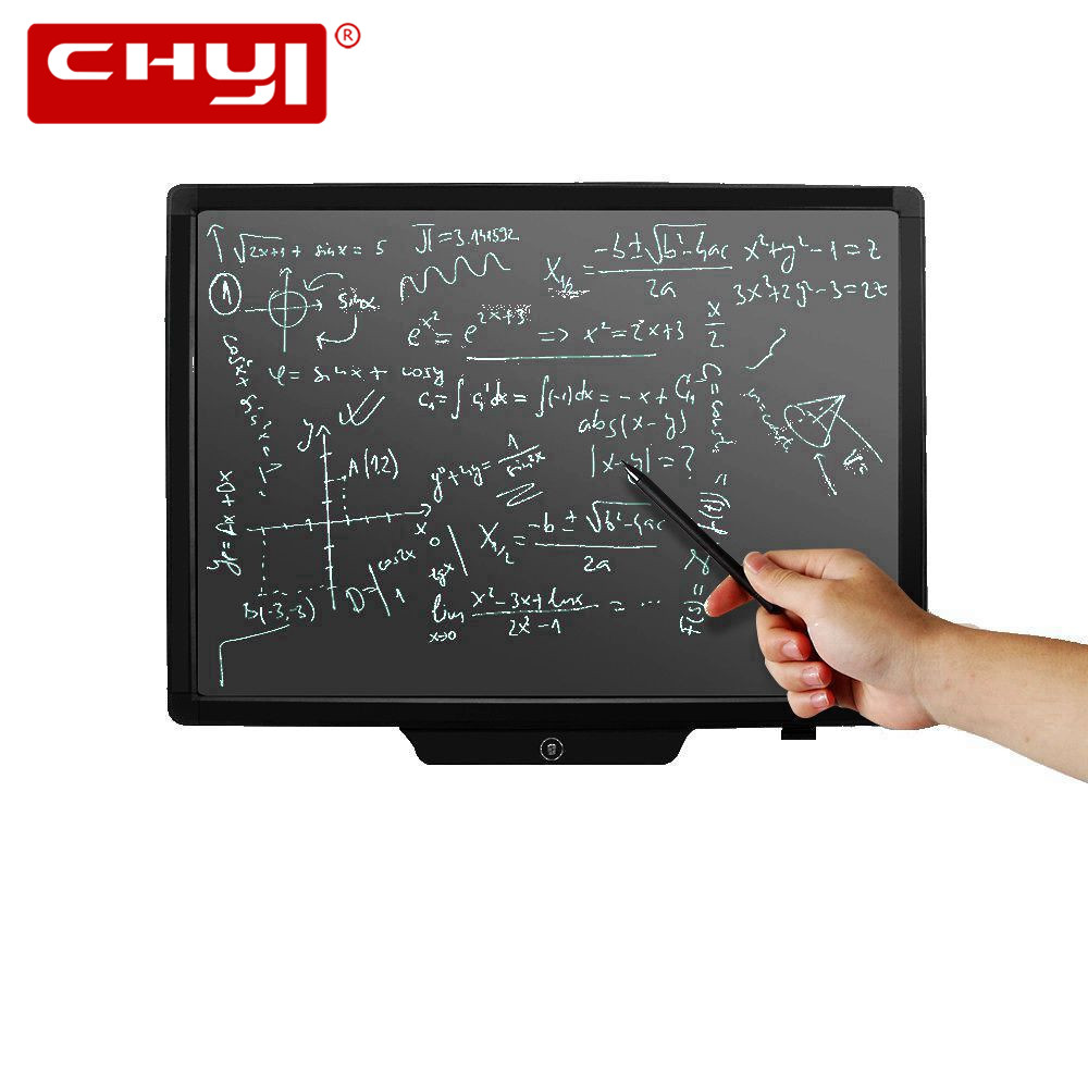 20 inch LCD Digital Writing Tablet Drawing Board Graphics Handwriting Pads Portable Electronic Memo Doodle Pads