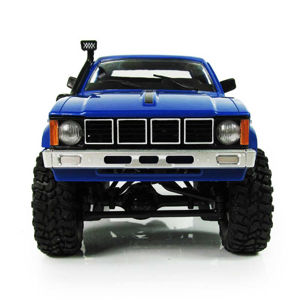 2.4G RC Crawler Off-road Auto WPL C24 RC Truck Afstandsbediening Auto Buggy Moving Machine 1:16 4WD kinderen Batterij Aangedreven Auto 'S