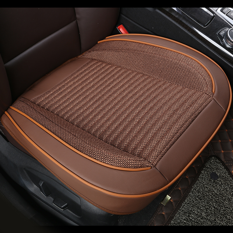 Car seat cover auto seat covers for nissan Venucia R30 D50 R50 R50 R50X Note Murano March Teana Tiida Qashqai Almera Car Cushion car genuine leather steering wheel cover for bluebird sunny pathfinder pickup teana tiida sylphy geniss cefiro x trail cc nissan