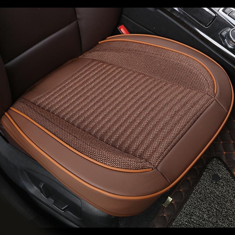 Car seat cover auto seat covers for nissan Venucia R30 D50 R50 R50 R50X Note Murano March Teana Tiida Qashqai Almera Car Cushion