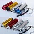 Universal CNC выхлопной глушитель труба 28 мм ATV пит велосипед-внедорожник CRF 50 / 70 / 90 / 110 / 125 / 140 CC