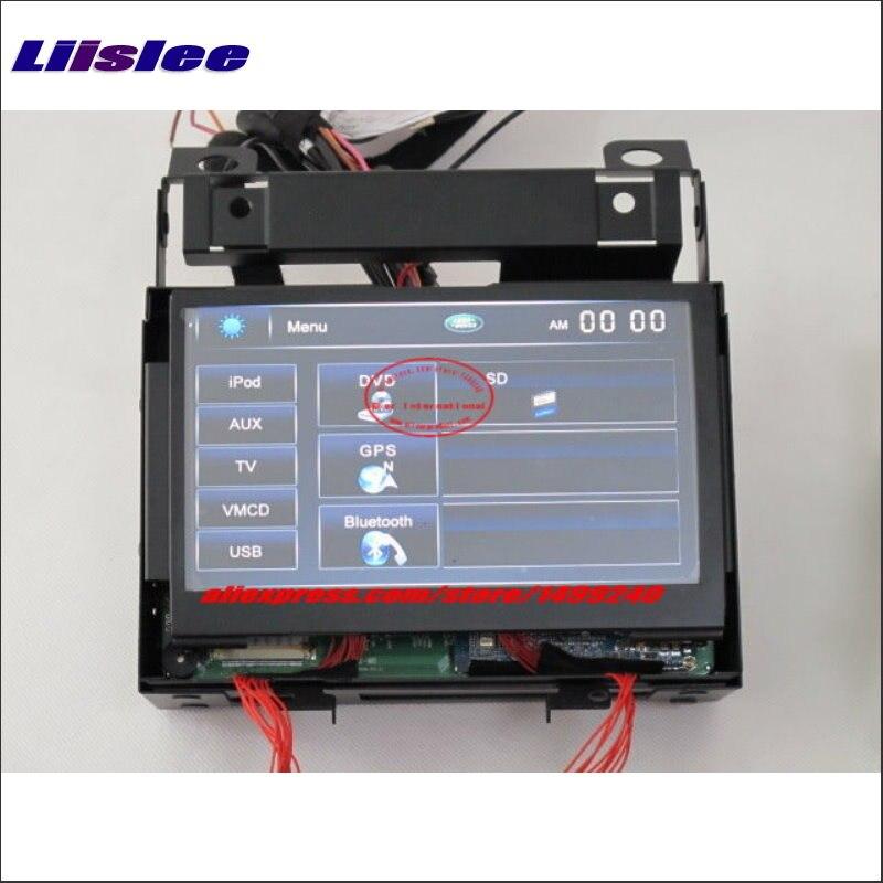 Liislee For Land For Rover Freelander 2 LR2 Auto Stereo DVD-speler - Auto-elektronica - Foto 4