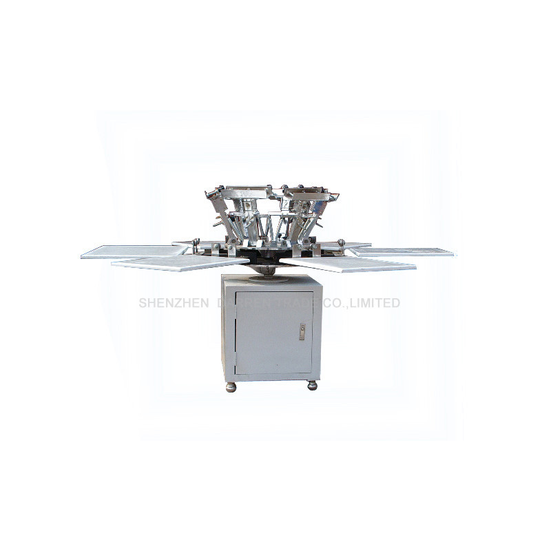 Новый 55*45 см DIY Цвет 6 станция футболка тепловой пресс принтер машина HD-6
