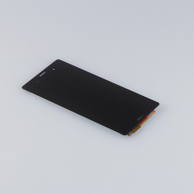 New Black LCD Touch Screen Digitizer Display For Sony Xperia Z2 D6502 D6503 D6543 L50W  Free shipping