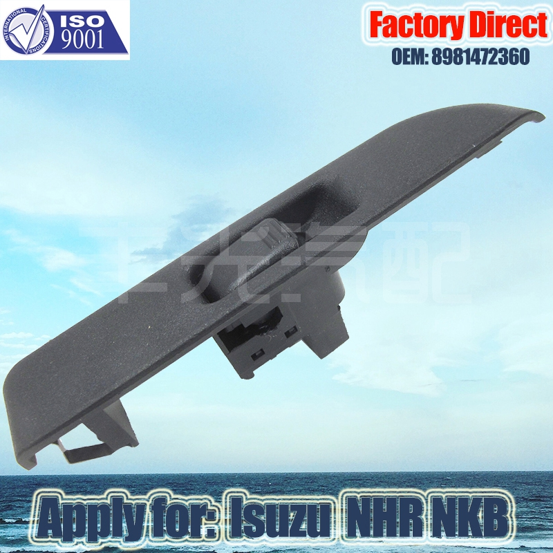 Factory Direct 8981472360 Passenger Side Control Switch Auto Power Window Switch apply For ISUZU NPR NKR Left Driver Country