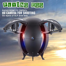 2017 New Arrival A6HW Selfie Drone With Wifi FPV HD Camera Mini Drone Altitude Hold RC Quadcopter Toys Flying Egg Ball