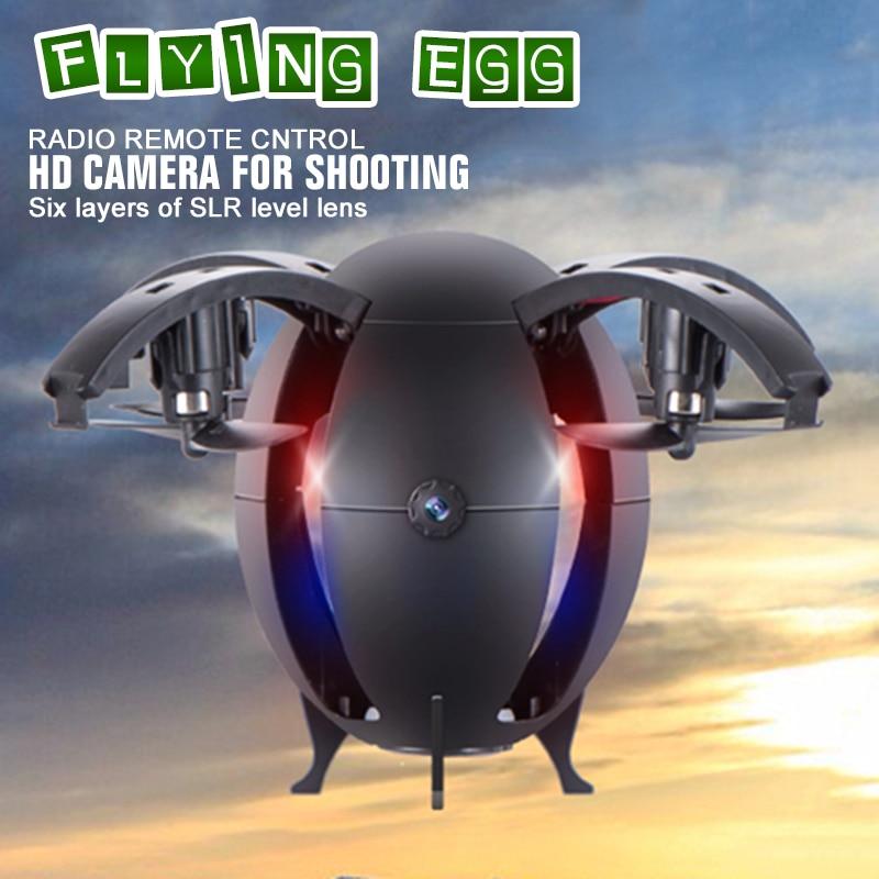 2017 neue Ankunft A6HW Selfie Drohne Mit Wifi FPV HD kamera Mini Drone Höhe Halten RC Quadcopter Spielzeug Fliegen Ei Ball