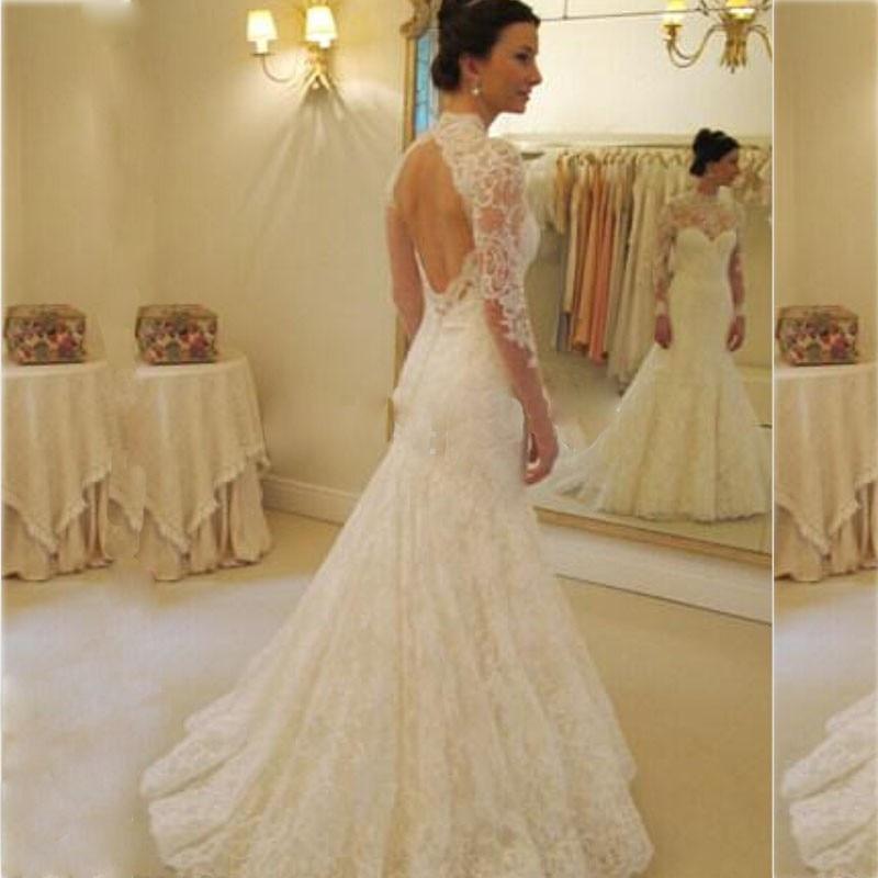 Turtleneck Wedding Gown: Popular Turtleneck Wedding Dress-Buy Cheap Turtleneck Wedding Dress Lots From China Turtleneck