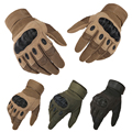 Army Tactical Gloves Special Forces Outdoor Military Gloves Man Shooting Hard Knuckle Finger motorcycle protective carbon Gloves