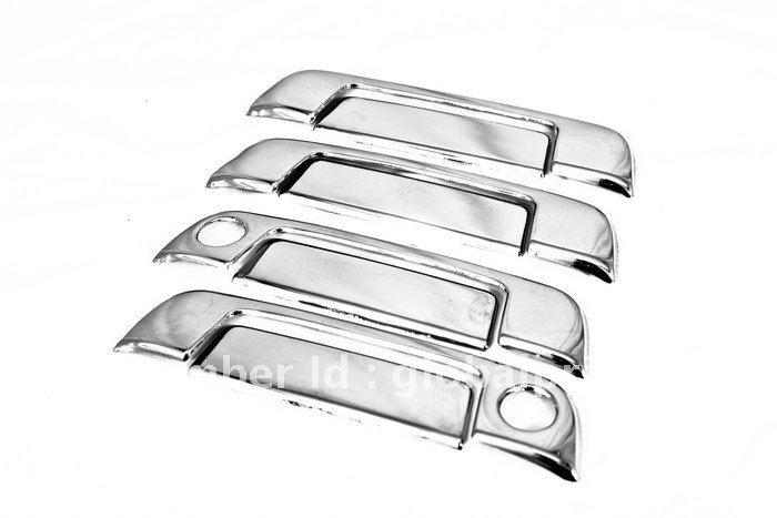 High Quality Chrome Door Handle Cover For BMW 3 Series E36 (also Fit E32 / E34 / Z3) Free Shipping