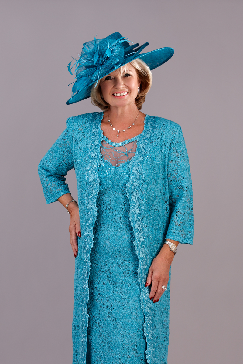 Fancy Mother Of The Bride Dresses With Jackets Plus Sizes Pattern ...