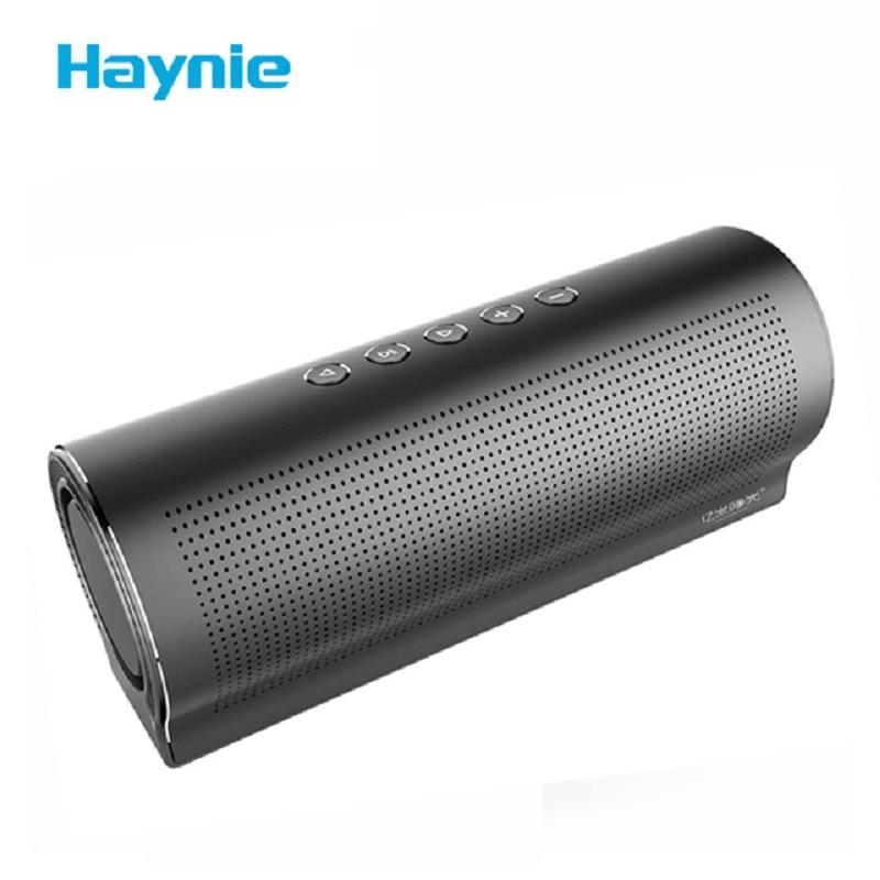 Haynie PN-13 Speaker Portable Ultra Bass Sound Stereo System HIFI Wireless Stereo Subwoofer 18W 2200mAh Bluetooth Speaker sangean blutab ultra portable bluetooth stereo speaker
