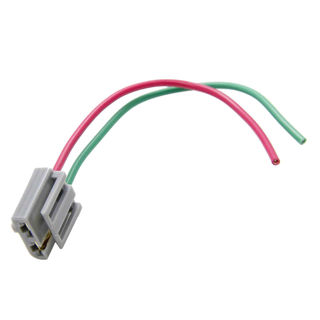 Brand New Pvc Plastic Hei Distributor Pigtail Wire Harness Dual 12v Power Tach Hei Connector Dropshipping