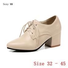 High Heels Office Career Shoes Women Pumps Woman High