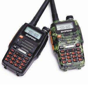 Image 3 - Baofeng A 52ii 8W potężny radiotelefon dwukierunkowy 10km daleki zasięg Transceiver dwuzakresowy ulepszony BF A52 uv 5r uv5r