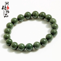 Green ghost bracelet male Women identification certificate