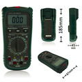 MASTECH MS8260E Цифровой Мультиметр Мультиметр AC DC Напряжение Ток Тестер ж/hFE Тест и Подсветка ЖК-Дисплея Счетчика Multimetro