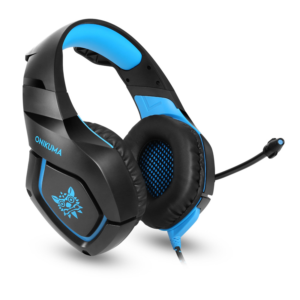 K1Gaming Auricolare PS4 casque Gamer Auricolare XBox one Auricolare ... 39215fa107a2