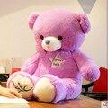 1 unidades tamaño 35 CM Heat Pack Mini oso, Lavender Purple Kawaii oso de juguetes para los niños hombres mujeres regalo de cumpleaños