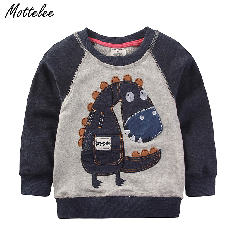 Dinosaur, Sweatshirt, Kids, Autumn, Outfits, Boy
