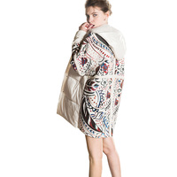 2017 여성 다운 따뜻한 코트 재킷 파카